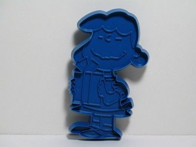 Lucy - BLUE Cookie Cutter