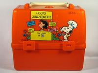 Lucy's Luncheonette Lunch Box + Thermos Bottle