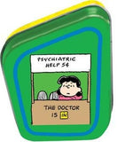Lucy Psych Booth Mini Tin Canister