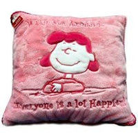 Lucy Plush Pillow