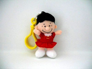 Lucy Plush Doll Key Chain