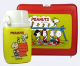 Peanuts Gang Lunch Box + Thermos Bottle