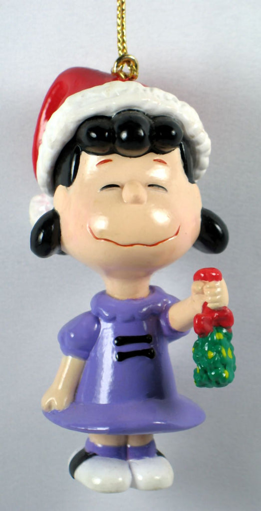 Danbury Mint Christmas Ornament - Lucy