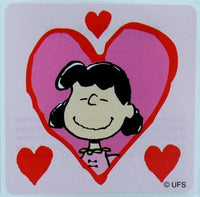 Lucy Valentine's Day Sticker
