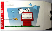 Snoopy Decorative Cardboard Photo Mailer