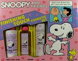 Snoopy and Friends Finishing Touch Cosmetic Set