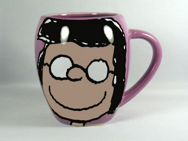 "Large ""Bloated"" Mug - Marcie"