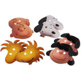 Peanuts Party Masks