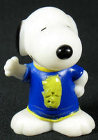 Snoopy World Country PVC - Singapore