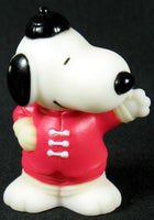Snoopy World Country PVC - China
