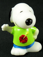 Snoopy World Country PVC - Malaysia