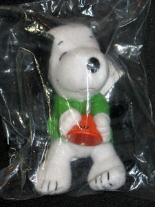 McDonald's Of Australia Plush Doll - Snoopy Scientist