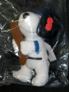 McDonald's Of Australia Plush Doll - Snoopy Ball Player