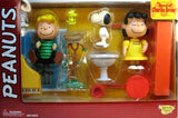 Schroeder, Snoopy, and Lucy Figure Set - Memory Lane