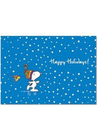 Met Life Holiday Christmas Card - Happy Holidays!