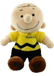Met Life Charlie Brown Plush Doll