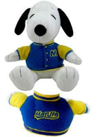 Met Life Plush Doll - Snoopy Letterman