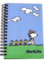 Met Life Beaglescouts Spiral-Bound Journal