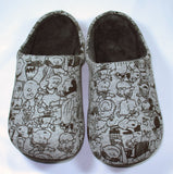 KAWS Uniqlo Snoopy Room Slippers