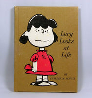 Hallmark Peanuts Philosophers Book: Lucy looks at life
