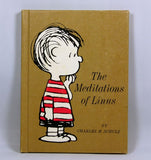 Hallmark Peanuts Philosophers Book: The Meditations of Linus