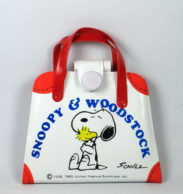 Snoopy Mini Note Pad & Pencil