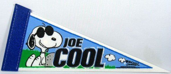 JOE COOL Mini Pennant