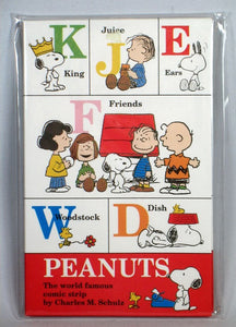 Mini Envelope and Sticker Set - Peanuts Gang