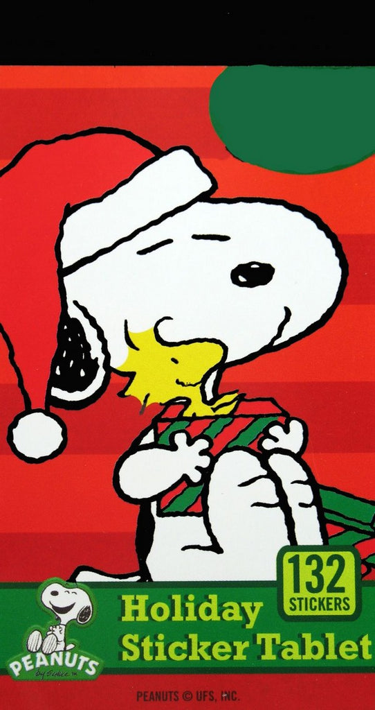Snoopy Mini Holiday Sticker Tablet