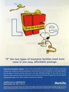 "Met Life Advertisement - ""if"" Campaign (2007)"