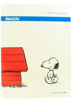 Met Life Bank Pocket Folder