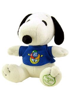 Met Life 25th Anniversary Plush Doll