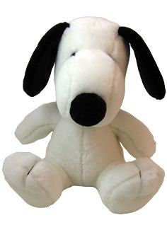 Met Life Snoopy Plush Doll