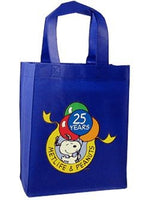 Met Life Eco-Friendly Reusable 25th Anniversary Tote