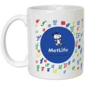 "Met Life Mug - For The ""if"" In Life"