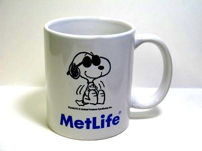 Met Life Mug - Joe Cool