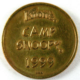 Knott's Camp Snoopy Coin - 1999