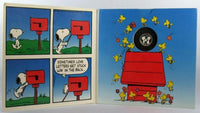 1988 Peanuts Valentine's Day First-Edition Silver Coin -
