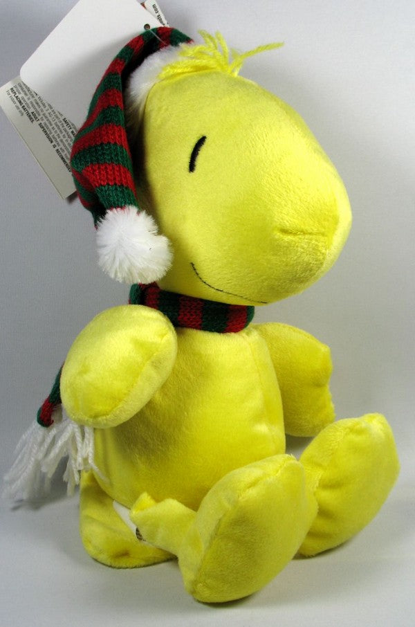 Woodstock Musical Christmas Doll