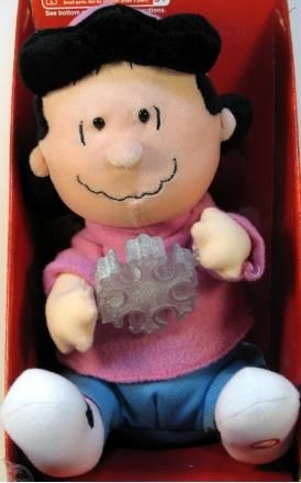 Lucy Animated, Musical, and Lighted Plush Doll