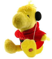 Woodstock Jogger Animated and Musical Plush Doll