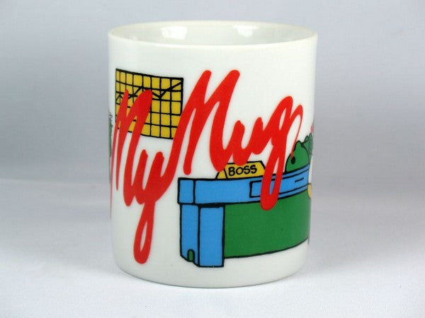 Snoopy Boss Mug - My Mug