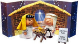 Peanuts Gang Nativity Figures with Cloth Accessories - ON SALE!