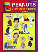 Peanuts Cross Stitch Magnets Designs Booklet