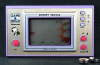 Snoopy Nintendo Game and Watch Video Game
