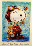 Snoopy Assorted Note Cards (*Missing 1 Card)