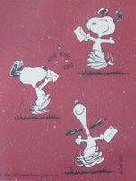 Snoopy Vintage Blank Note Cards