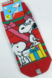 Snoopy and Belle No Show Socks - Gifts