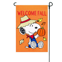 NON-VINTAGE FLAG - WELCOME FALL