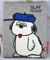 Olaf Padded Table or Travel Mirror